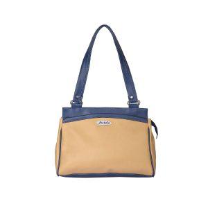 Buy Fostelo Deena Beige Handbag (fsb-561) online