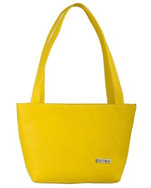 Buy Fostelo Lovely Yellow Handbag (fsb-579) online