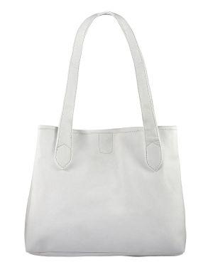 Buy Fostelo Women s Diana Shoulder Bag White (fsb-802) Online  f12b95ad52f0c