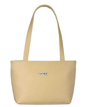 Buy Fostelo Women's Lovely Shoulder Bag Cream (fsb-842) online
