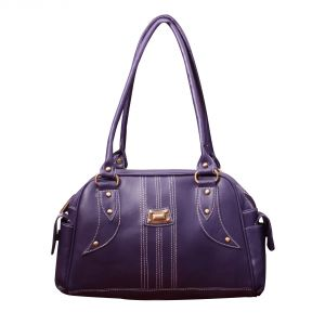 Rediff Offer on Fostelo Purple Designer Handbag - Save Extra Rs 1734