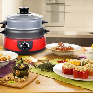 Buy Kawachi Multifunction Electric Cooker 5 in 1 Magic Multi Cook online
