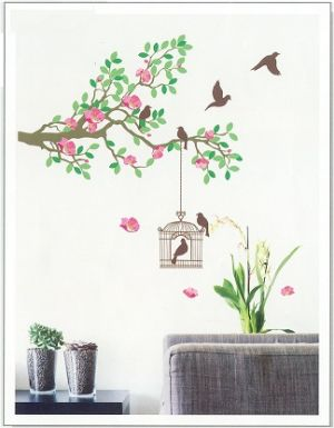 Buy Home Decor Living Room Wall Decal Online