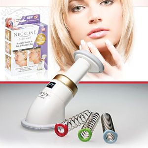 Buy Kawachi Neckline Slimmer Thin Chin Exerciser Massager Jaw Reducer online