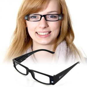 Buy Multi Strength LED Reading Glasses Eyeglass Spectacle Diopter Magnifier Lig online
