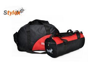 Stylox Gym Bag   Travel Bag - Set Of 2