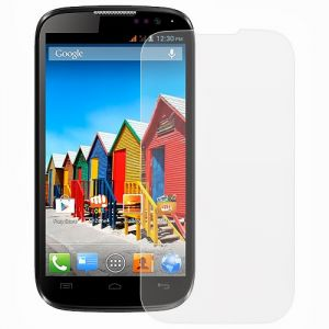 Buy Micromax A88 Canvas Music Matte Screen Guard With Anti-reflection online