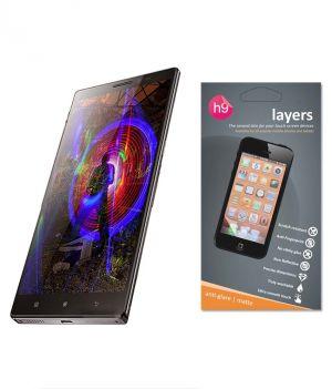 Buy Layers Blackberry Z10 Matte Screen Guard online