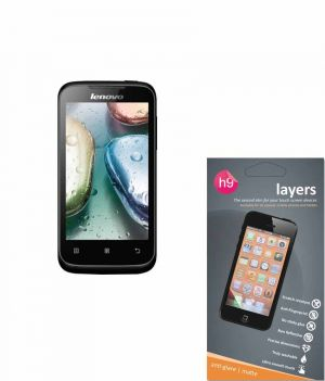 Buy Layers Lenovo A369i Matte Screen Guard online