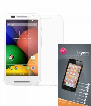 Buy Layers Moto E Matte Screen Guard online