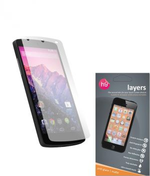 Buy Layers Nexus 5 Matte Screen Guard online