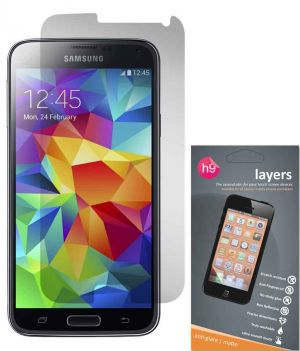 Buy Layers Galaxy S 5 Matte Screen Guard online