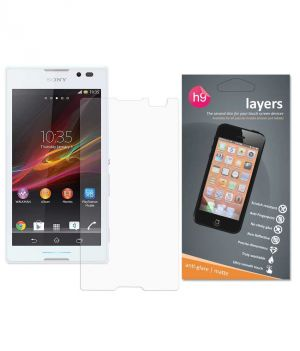 Buy Layers Sony Xperia C Matte Screen Guard online