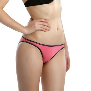 Buy Cloe Set Of 2- Comfy Cotton Briefs In Pink And Blue Pn0161h59 online