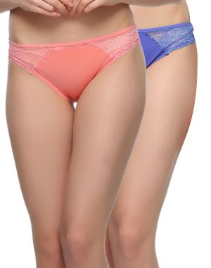 Buy Clovia Pack Of 2 Panty-(product Code- Combopn77) online