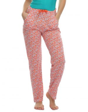 Buy Clovia Cotton Pyjama With Funky Prints Lb0015p16 online