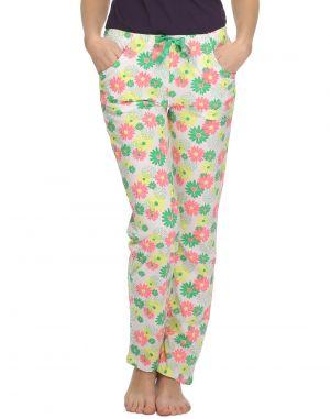 Buy Clovia Sweetheart Comfy Cotton Pyjama Lb0020p02 online