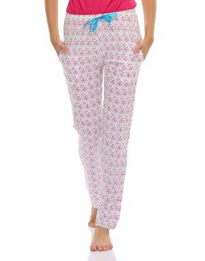 Buy Clovia 100% Cotton Cotton Pyjama (product Code - Ns0432p18 ) online