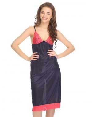 Buy Clovia Sexy Short Nightdress Ns0469p08 online