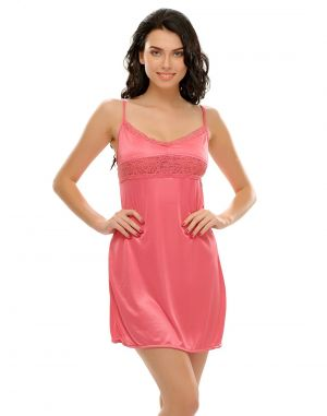 Buy Clovia Sexy Babydoll In Pink online