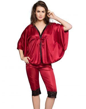 Cloe Set Of Top And Pajama   NSM296P09