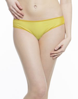 Buy Clovia Fashion Panty With Sexy Back In Yellow -(product Code- Pn0196p02) online