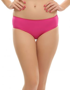 Buy Clovia Sexy Lacy Pink Brief Pn0362p14 online