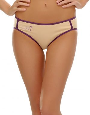 Buy Clovia Comfy Cotton Printed Bikini Pn0382p24 online