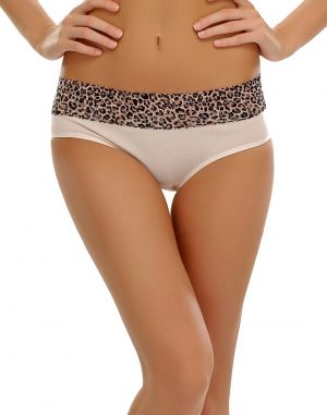 Buy Clovia Beige Bikini With Lace Trims online