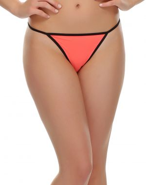 Buy Clovia Polyamide And Powernet Bikini With Sexy Back (product Code - Pn0449p16 ) online