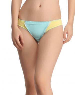 Buy Clovia Sexy Thong In Light Blue Pn0472p03 online