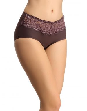 Buy Clovia Soft Polyamide Lace Boy Shorts Pn0485p06 online