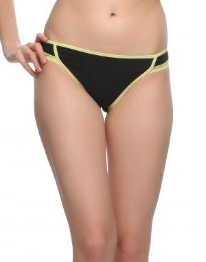 Buy Clovia Comfy Bikini With Contrast Trims Pn0490p02 online