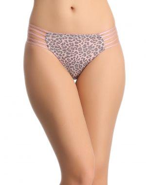 Buy Clovia 5 Strings Printed Bikini Pn0496p16 online
