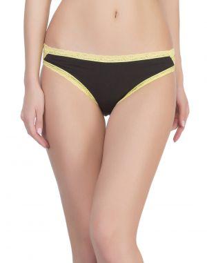 Buy Clovia Panty In Black Pn0507p13 online