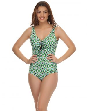 Buy Clovia Polyamide Sexy V-shape Swimsuit (product Code - Sm0008p11 ) online