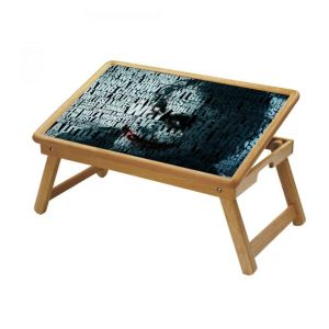 Buy Phoo Multipurpose Foldable Wooden Study Table For Kids online