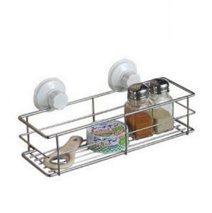 Buy Shopper52 Cupula Portable Suction Storage Basket Kitchen - 1930cpsbt online