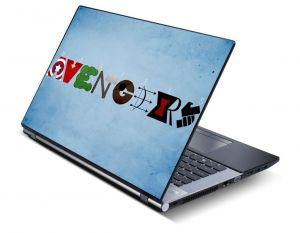 Buy Illusion Laptop Notebook Skins High Quality Vinyl Skin - Lp0533 online