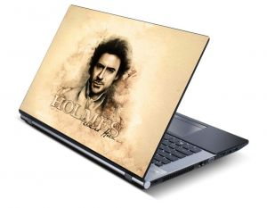 Buy Sherlok Holmes Laptop Notebook Skins High Quality Vinyl Skin - Lp0442 online