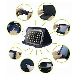 Buy Universal Pu Leather Case With Speaker Sounder For 7 Tablet Mid online