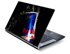 Buy Red Bull Laptop Notebook Skins High Quality Vinyl Skin - Lp0483 online