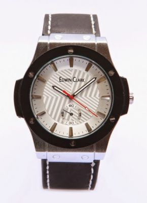 Buy Edwin Clark Analog Chronograph Watch For Men Mw-045 online