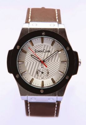 Buy Edwin Clark Analog Chronograph Watch For Men Mw-046 online