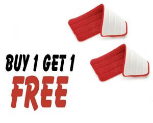 Buy Buy 1 Get 1 Free! Floor Cleaning Microfibre Pad online