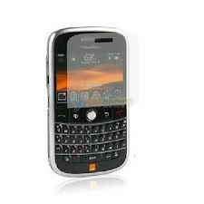 Buy Screen Protector Scratch Guard For Blackberry 9630 online