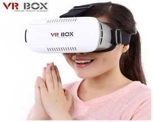 Buy Vr Box Google Cardboard Inspired Virtual Reality 3d Glasses - Vr3dgc online