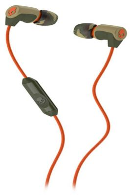 Buy Skullcandy Riff 2.0 In Ear Camo - Slcdwb07 online