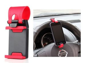 Buy Buy 1 Get 1 Free Car Steering Wheel Universal Mobile Phone Holder online
