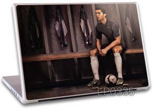 Buy Ronaldo Laptop Notebook Skins High Quality Vinyl Skin - Lp335 online